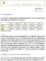 ショートレポート格付け・信用リスク_第1号